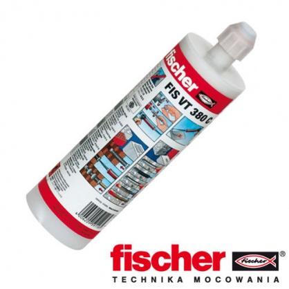 Hóa chất cấy thép Fischer VT-380